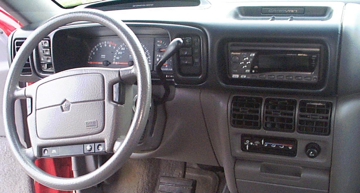 1995 Dodge Caravan Se